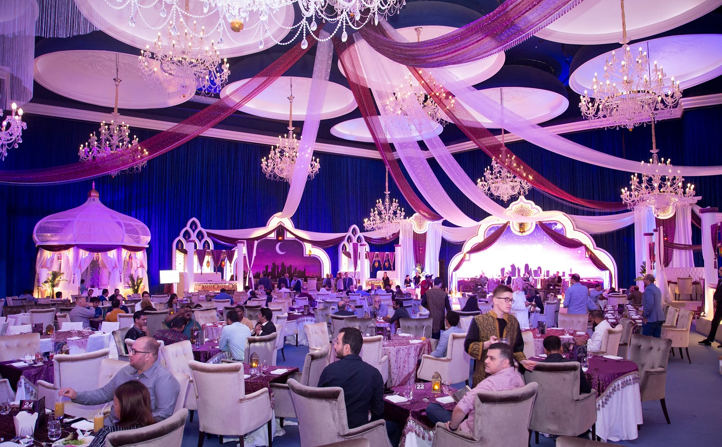 QIG hosts Suhoor banquet for its corporate partners and employees