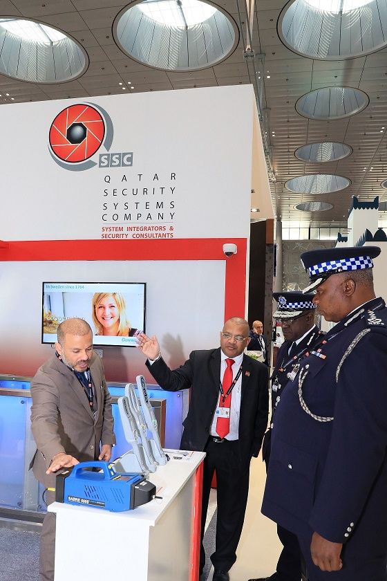 QSS participation in Milipol Qatar 2018